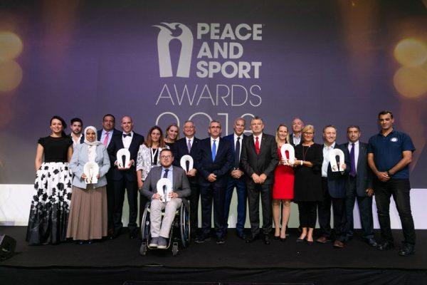 Το Peace and Sport Regional Forumολοκληρώθηκε με απόλυτη επιτυχία στη Ρόδο