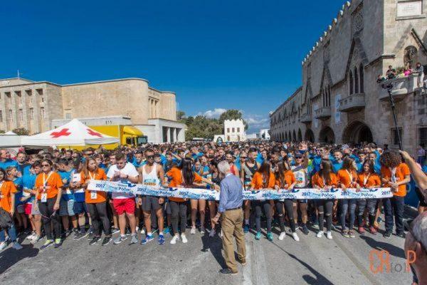 Το Run Greece 2018 ολοκληρώνεται στη Ρόδο