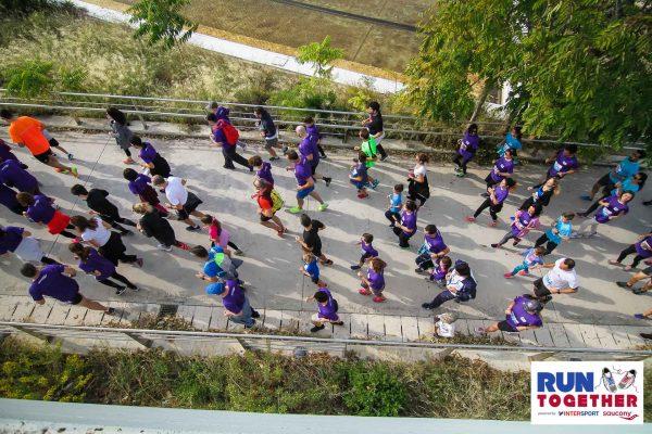 Όμορφες στιγμές από το 5o Run Together (video)