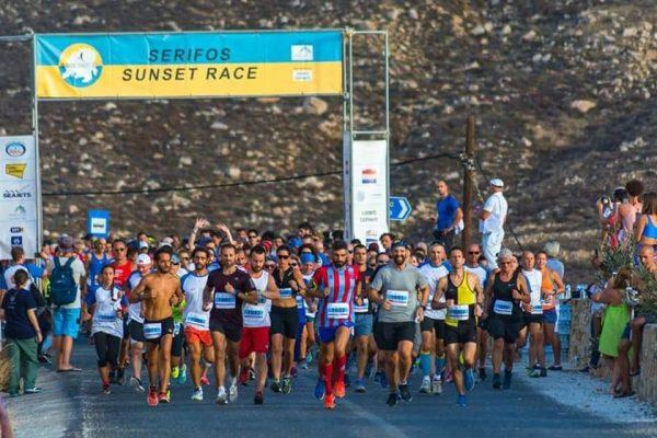 Οι μοναδικές στιγμές του Serifos Sunset Race 2018
