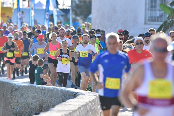 Άνοιξαν οι Εγγραφές για το Spetses mini Marathon 2019!