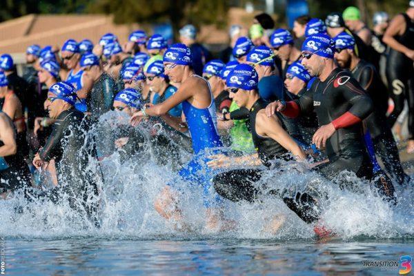 Γιορτή τριάθλου οργάνωσε στο Σχινιά η Transitions Sports