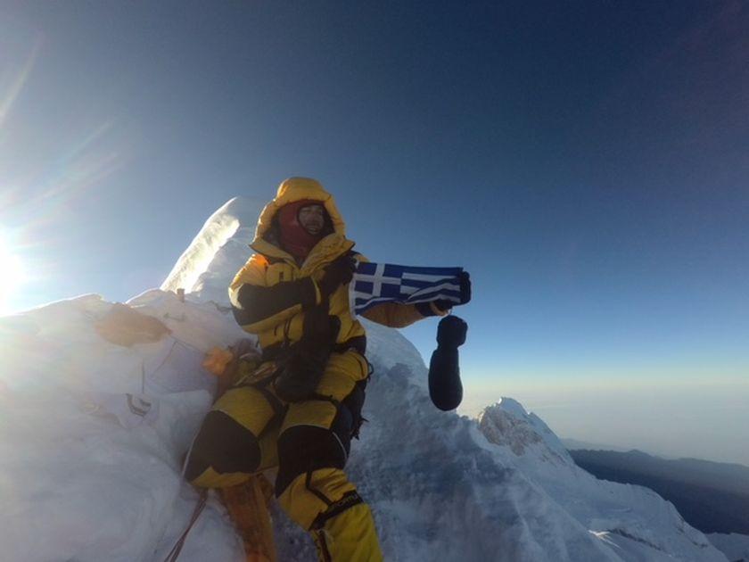 Οι πρώτοι Έλληνες στο Mount Manaslu 8.163m, στα Ιμαλάϊα