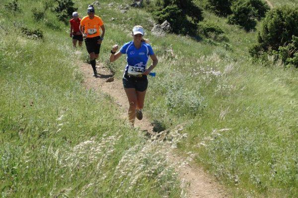 Στις 3 Μαρτίου 2019 το Χορτιάτης Trail Run
