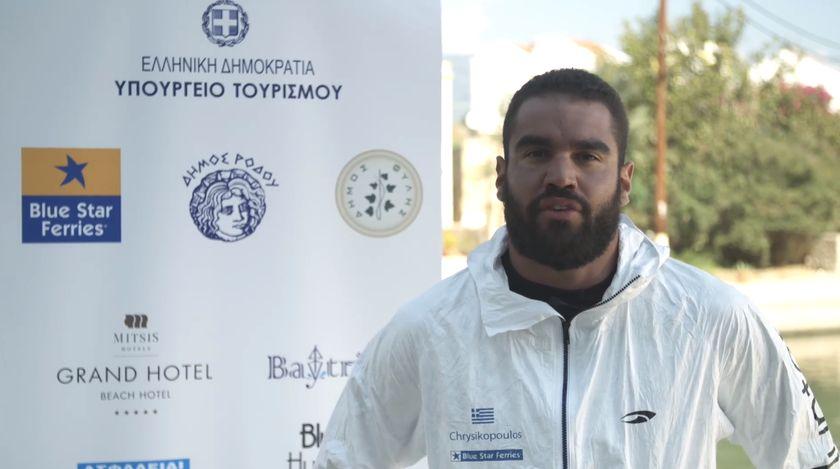 Σπύρος Χρυσικόπουλος: Σας ευχαριστώ, θα επιστρέψω