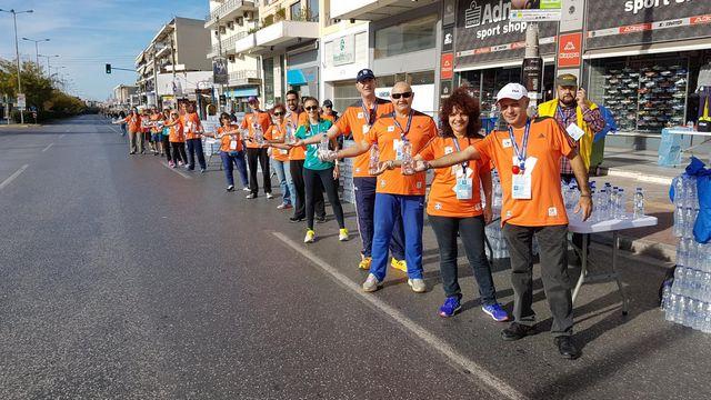 Ο Δήμος Κηφισιάς τιμά τους Εθελοντές του ΑΜΑ