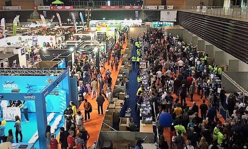 Εγκαίνια και συνέντευξη Τύπου στην ERGO Marathon EXPO
