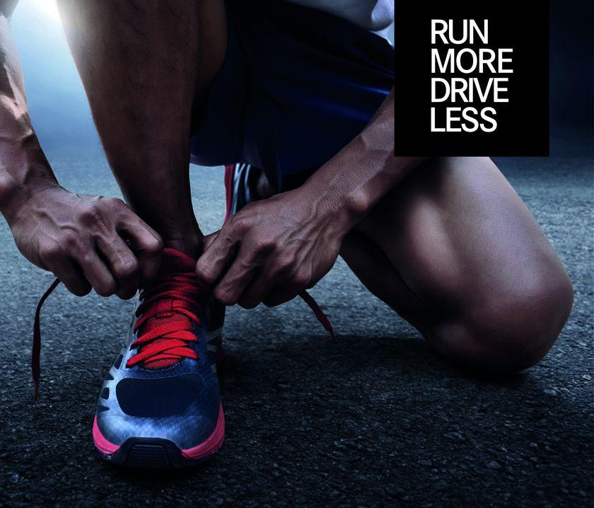 #RunMoreDriveLess - H Mercedes-Benz στον 36ο Αυθεντικό Μαραθώνιο της Αθήνας