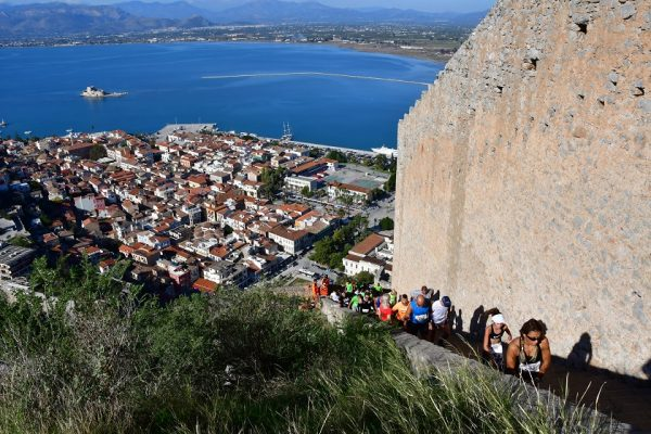 Παλαμήδειος Άθλος: Προσφορές για τη μετακίνηση και τη διαμονή στο Ναύπλιο!