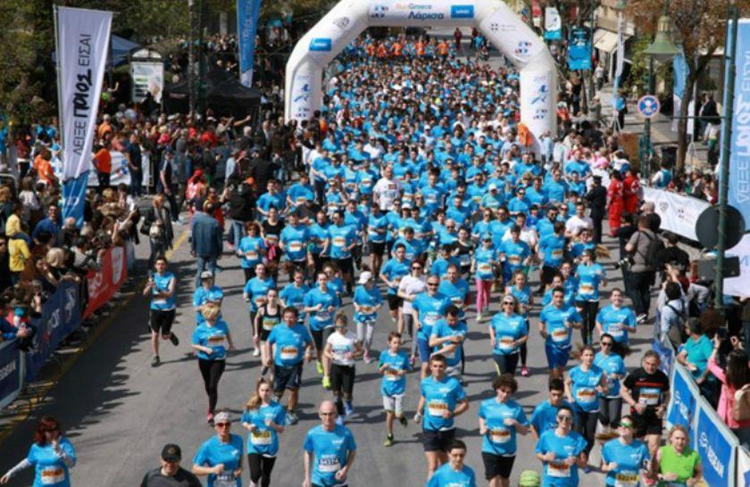 Οι συμμετοχές στον τελικό του Run Greece