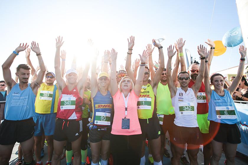 Χρυσό βραβείο για τα social media του Spetses mini Marathon!