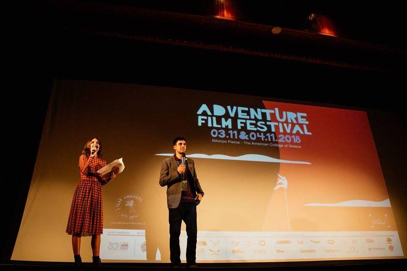 Το Adventure Film Festival 2018 ξεπέρασε κάθε προσδοκία