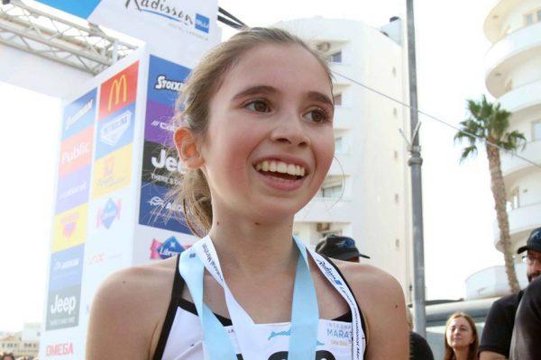Γλυκερία Σκάρκου: Ανυπομονώ να κλείσω τα 18 για να τρέξω Μαραθώνιο