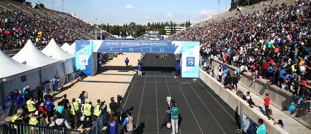 Γιορτή του αθλητισμού, του πολιτισμού και της κοινωνίας ο Αυθεντικός Μαραθώνιος