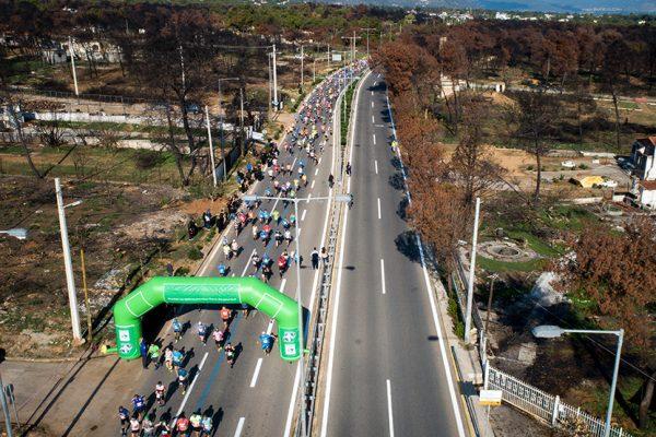 Μαραθώνας - Μάτι - Καλλιμάρμαρο: Ένα διαφορετικό οδοιπορικό για τον Αυθεντικό
