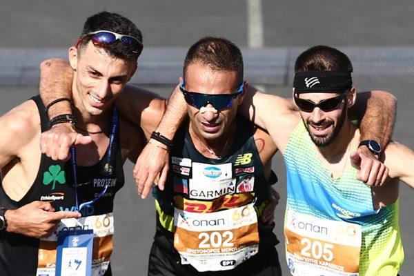Γκελαούζος και Πετρουλάκη πρωταθλητές Ελλάδας στον Μαραθώνιο