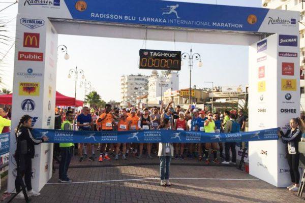 Το runnfun.gr στον Radisson Blu Διεθνή Μαραθώνιο Λάρνακας