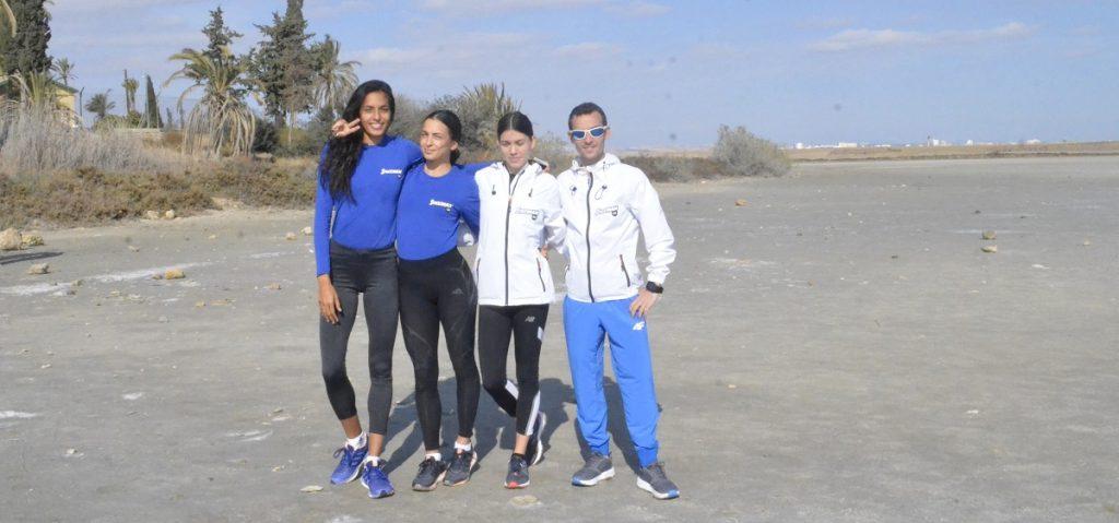 Οι πρωταθλητές της Stoiximan στο runnfun.gr πριν τον Μαραθώνιο της Λάρνακας (vid)