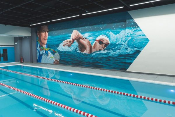 Λαμπερά εγκαίνια για την Red Swim Academy