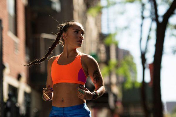Η γυναίκα που έφτασε μια ανάσα από το θάνατο και... ξεκίνησε να τρέχει!