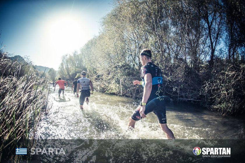 Spartan Race: 3000 «Σπαρτιάτες» από 56 χώρες αγωνίστηκαν στη Σπάρτη