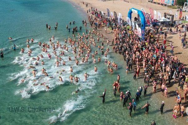 Μια ανεξίτηλη εμπειρία το XTERRA Open Water Swimming Challenge 2018