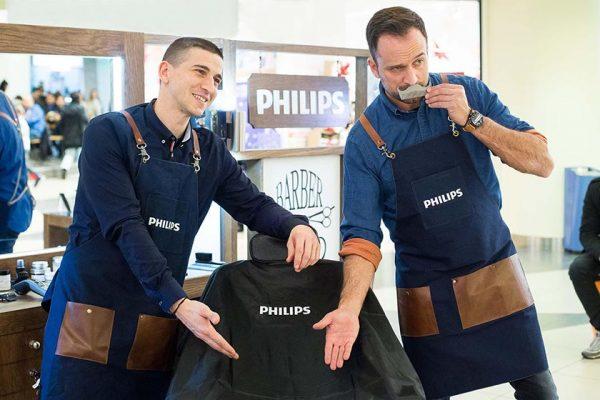 Αυτόν τον Δεκέμβρη όλοι οι δρόμοι οδηγούν στο... Philips Grooming Spot