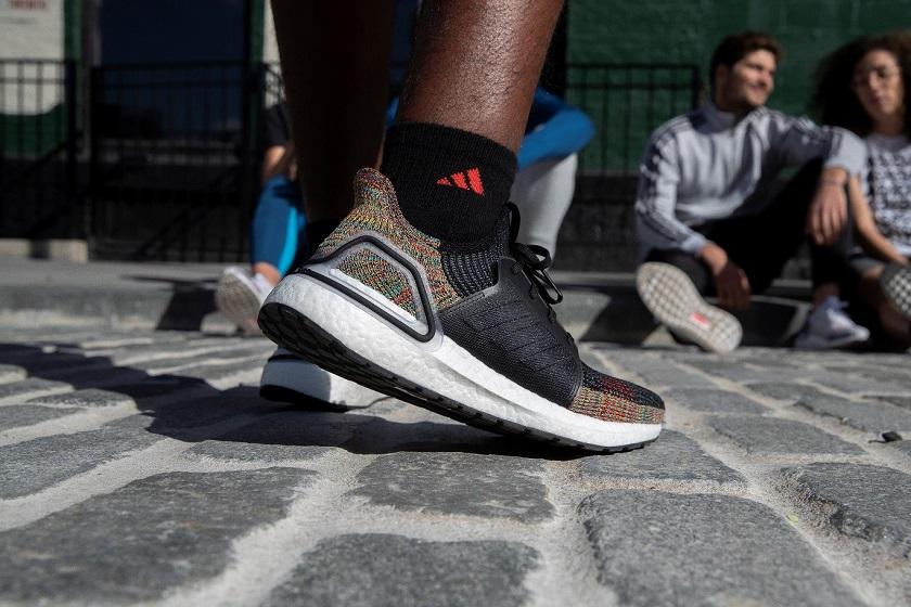 Adidas Ultraboost 19 Dark Pixel: Running παπούτσι κορυφαίας απόδοσης