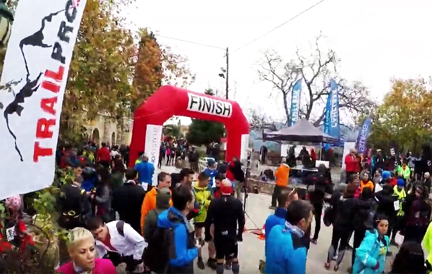 Artemisio Mountain Running: Ο αγώνας της χαράς! (video)