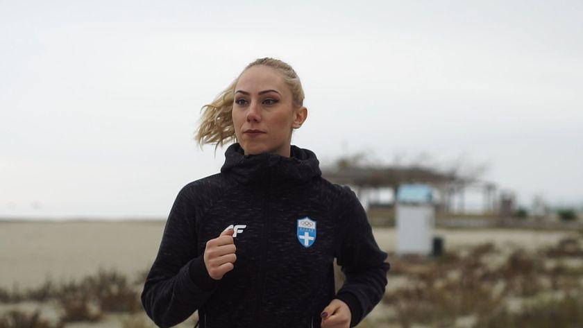 Η παγκόσμια πρωταθλήτρια Έλενα Χατζηλιάδου πρέσβειρα του KATERINI RUN 2019