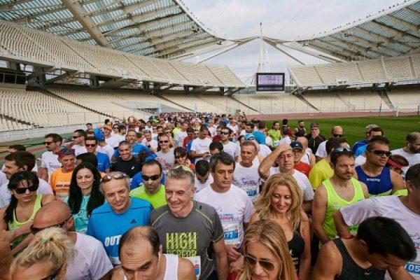 Olympic Stadium Run: Την Κυριακή όλοι οι δρόμοι οδηγούν στο ΟΑΚΑ