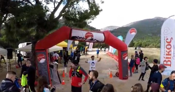 Platanopigi trail race 2018: Τρέξαμε στους πρόποδες της Πάρνηθας (vid)