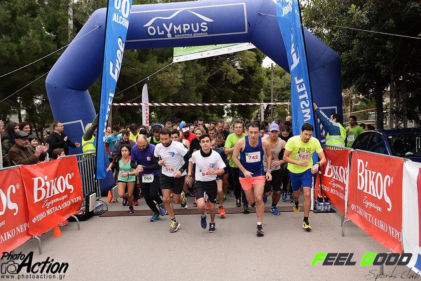 Επιστρέφει για 6η χρονιά η σειρά Attika Run&Fun Grand Prix