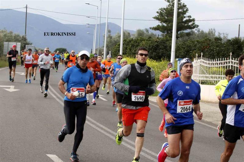Εκδρομή στον 18ο αγώνα Αργολικού Κόλπου οι Αθηναίοι Δρομείς