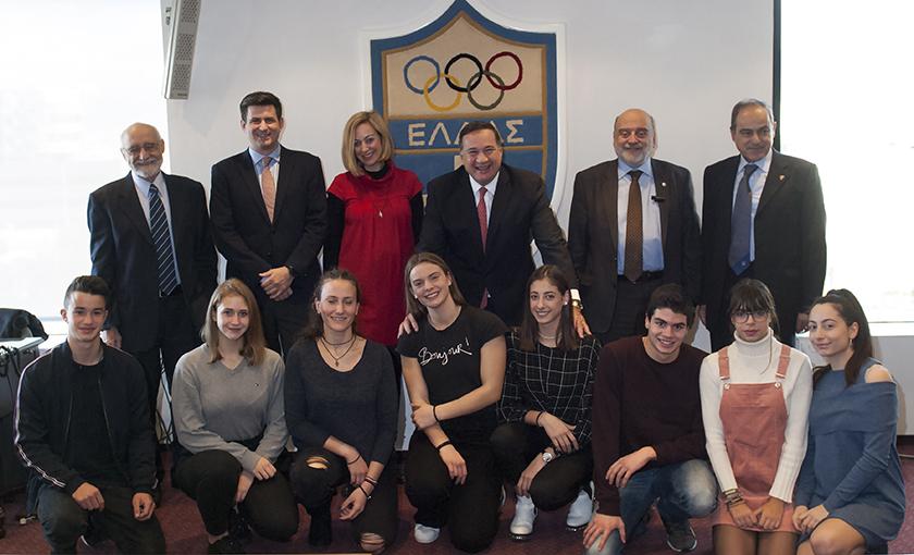 H Garmin στηρίζει το μέλλον του ελληνικού αθλητισμού!
