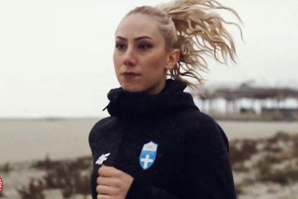 Η Έλενα Χατζηλιάδου, πρέσβειρα του 10ου επετειακού «KATERINI RUN»