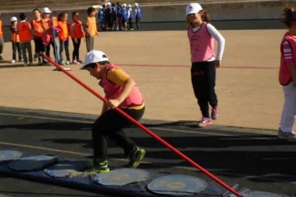 Άρχισε το «Kids' Athletics» στο Καλλιμάρμαρο
