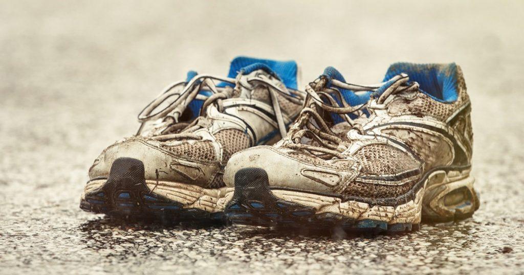 Τα σημάδια που δείχνουν πως πρέπει να αλλάξεις παπούτσια προπόνησης