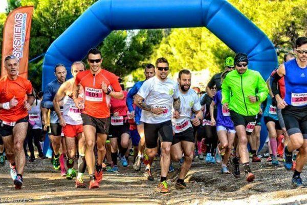 Όλα έτοιμα για το 9th Pilabox Trail Race 2019