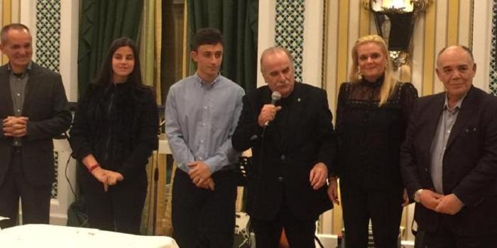 Σπύρος Ζαννιάς: «Η Τράπεζα Αττικής και η ΟΤΟΕ κοντά στον Ελληνικό Αθλητισμό και την Ελληνική Νεολαία»
