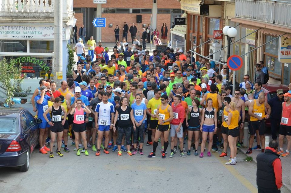 8ος Λαϊκός Αγώνας Δρόμου - Ημιμαραθώνιος Αιγιαλείας - Αποτελέσματα