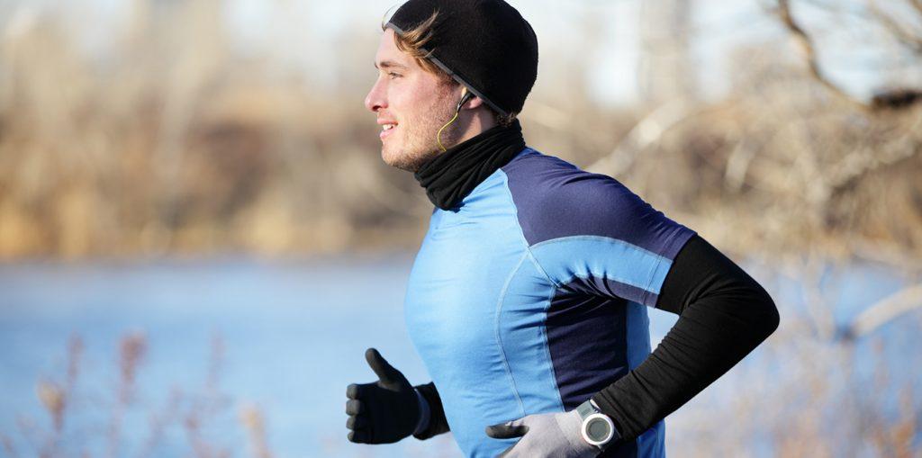 Τέσσερις χρήσιμες συμβουλές για όταν τρέχουμε στο κρύο