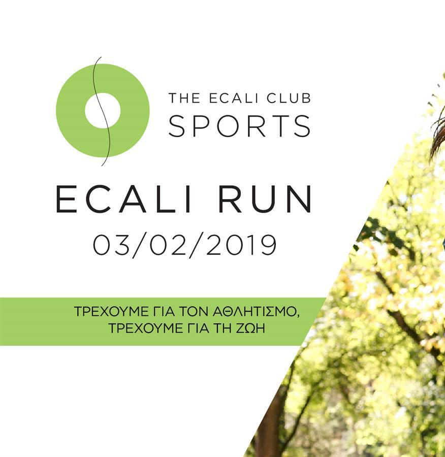 Ecali Run 2019 - Αποτελέσματα