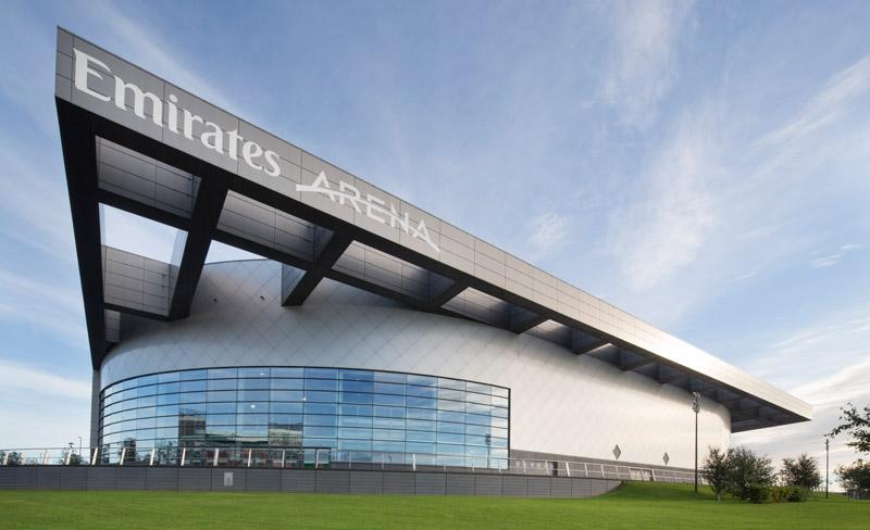 Γλασκώβη 2019: Το Emirates Arena και οι 35 στάσεις της διοργάνωσης