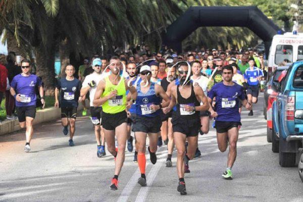 Με τέσσερις δρομείς ο Α.Ο. Φιλιατρών στο Loutraki Run 2019