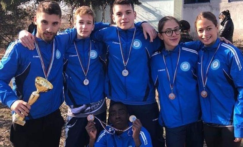 Μοντέρνο Πένταθλο: Πέντε ελληνικά μετάλλια στη Βουλγαρία