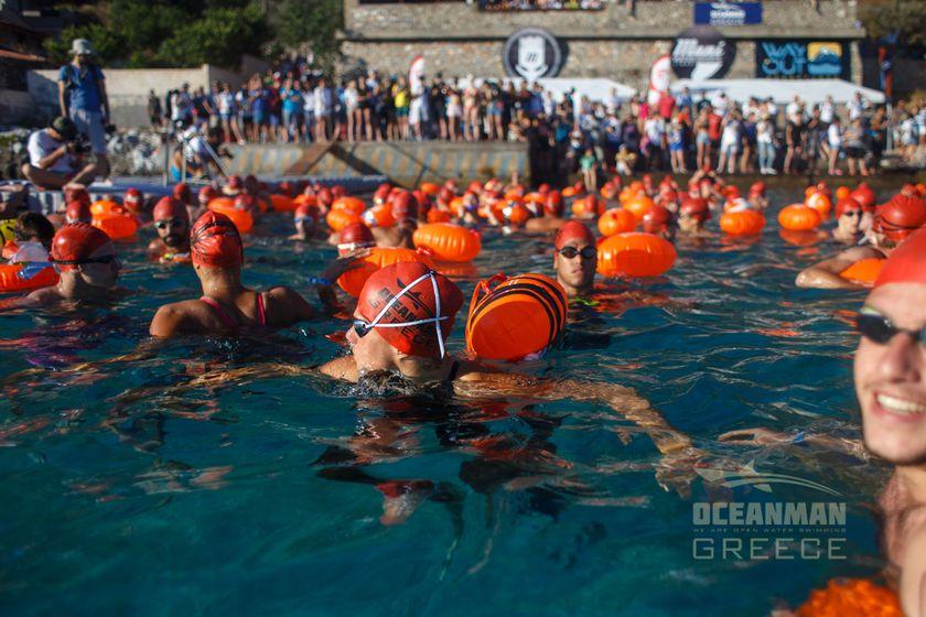 Oceanman: Η γιορτή της ανοικτής θάλασσας επιστρέφει - Άνοιξαν οι εγγραφές