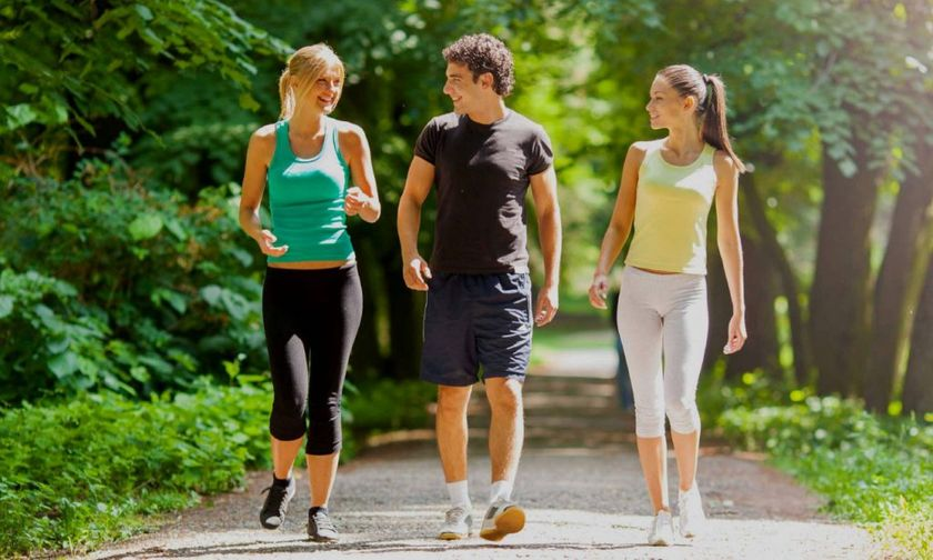 Το γρήγορο περπάτημα χαρίζει ζωή