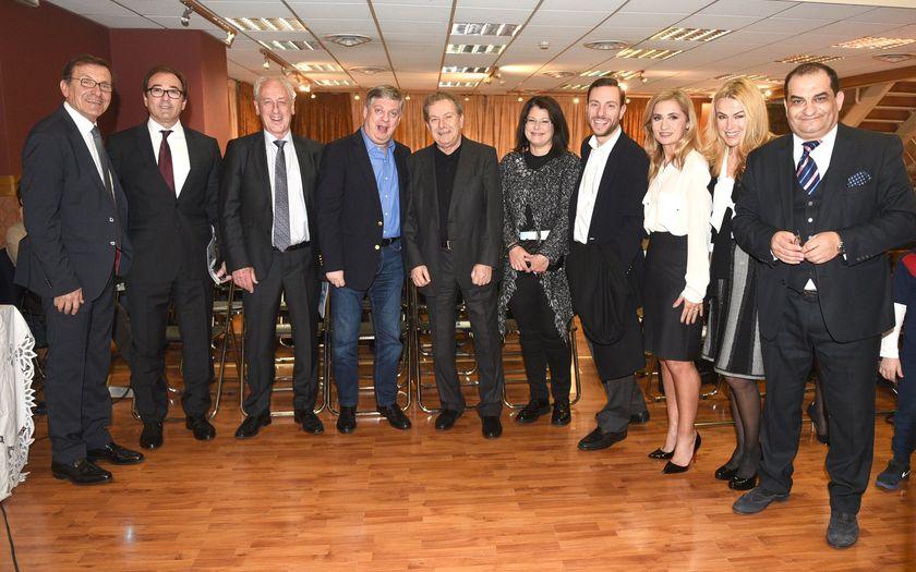 Γεμάτο λάμψη το ετήσιο Gala της Marathon Team Greece