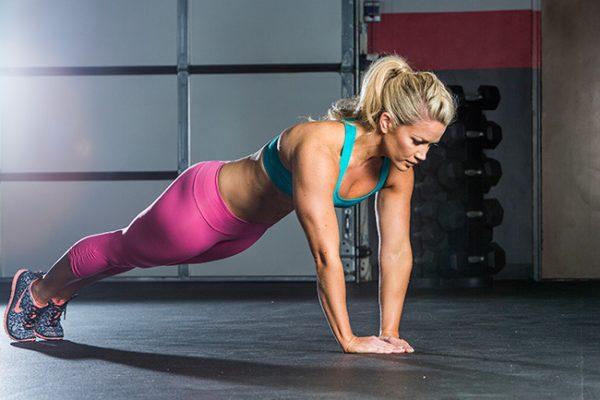 Τα push-ups, το έμφραγμα και το εγκεφαλικό